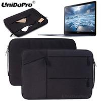 Unidopro Classic Notebook Aktentasche Sleeve Briefcase Handbag Case For Jumper EZbook 3 Plus 14inch Mallette Carrying