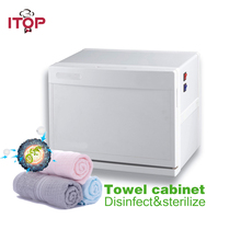 лучшая цена ITOP Electric 8L/18L Towel Warmer Moisturizing and keep warm stay away from bacteria 110V/220V Towel Cabinet