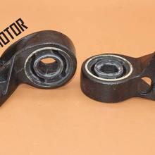 1 пара Передняя Нижняя рукоятка втулка левая и правая комплект для китайских SAIC ROEWE 750 MG авто части двигателя 10022781