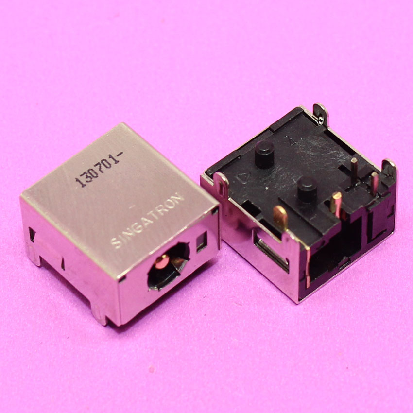 YuXi NEW Laptop dc power jack For HP TX1000 TX1100 TX1200 TX1300 TX1400 TX2-1000 TX2-2000 <font><b>TX2500</b></font> DC JACK image