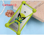Universal 3D Soft Silicon smartphone Case cases cover For ZTE Hawkeye Jasper Majesty Pro LTE Maven 3 Max XL Nubia M2 Lite Play