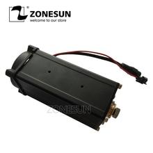 ZONESUN 7W 7000mw High-power DIY Laser Engraving Laser Module Blue Light 450nm Laser Head