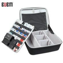 BUBM charter erhalt tasche GOPRO kamera tasche für make-up bewegliche energienbank daten draht