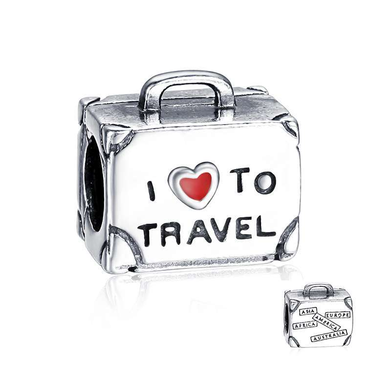 charm valigia pandora