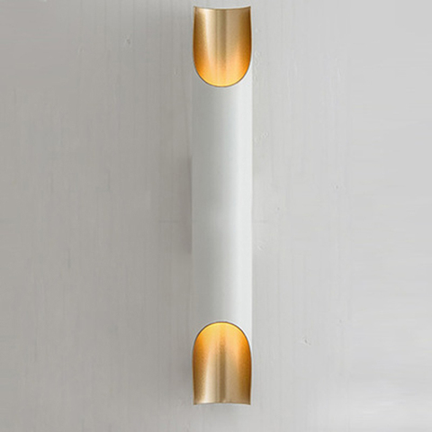 luz de parede moderna lampada led para