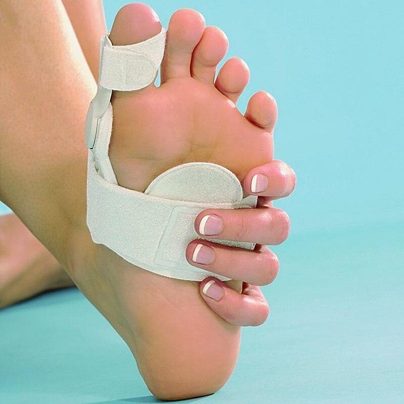 Feet Care Hallux Valgus Fixed Thumb Orthopedic Daily And Night Using Toe Bone Pedicure Bunion Aid Care