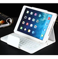 "Luxury Ultra Slim Wireless Bluetooth Keyboard Leather Case Cover For Apple iPad 6/ iPad Air 2 9.7""Tablet"