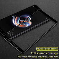 Imak couverture complète en verre trempé pour Xiaomi Redmi Note 5 verre de protection sur Xiomi Redmi Note 5 Pro 5.99 Film de protection d'écran