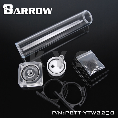Barrow PMMA DDC Pump Integration Reservoir Mod Kit PBTT-YTW3230 купить