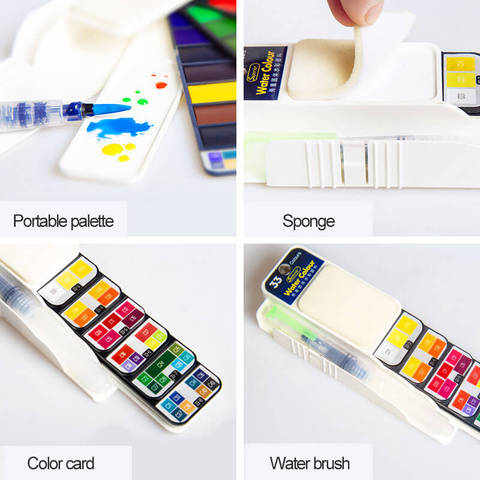cheap water color