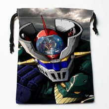 New Custom Mazinger Z Bags Custom Storage Bags Storage Printed gift bags 27x35cm Compression Type Bags