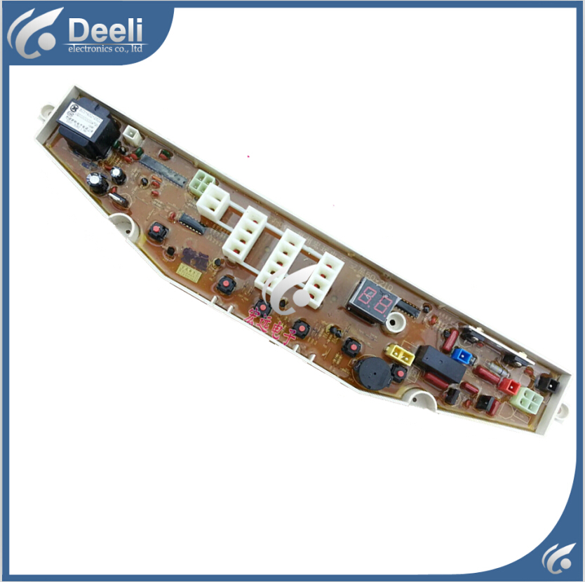 99% new good working for SAMSUNG washing machine Computer board XQB50-21D motherboard good working high quality for lg washing machine computer board wd n10310d ebr61282428 ebr61282527 board