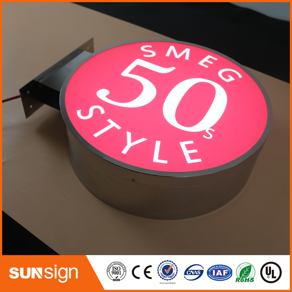 Frontlight-Box Channel Led Letter Sign