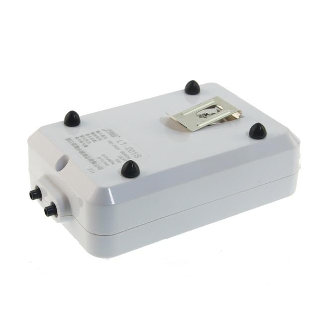 Aquarium Pump With Lithium Battery - Oxygen Pump Aerator 110V-240V 4W 6