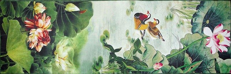 Шелковый шарф женский шарф Лотос Шелковый платок Топ дизайнерский шарф женский Шелковый Пашмина Тонкий шелковый шарф роскошный подарок для леди