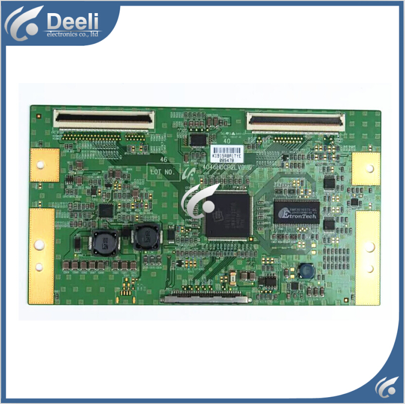 Working good 95% new original for samsung Logic board 4046HDCP2LV0.6 LA46S81B TLM4007 40L98SW T-CON board  цена и фото