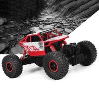 D'origine RC Voiture 4WD 2.4 GHz Rock Robots Rallye d'escalade De Voiture 4x4 Double Moteurs Bigfoot Voiture Télécommande modèle Hors-Route Véhicule