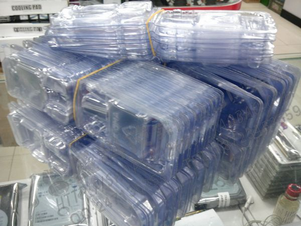 50pcs/ Lot Storage Boxes CPU Box Plastic Box For AMD 938 940 FM1 CPU Series / IC Chipset Protection Box Free Shipping