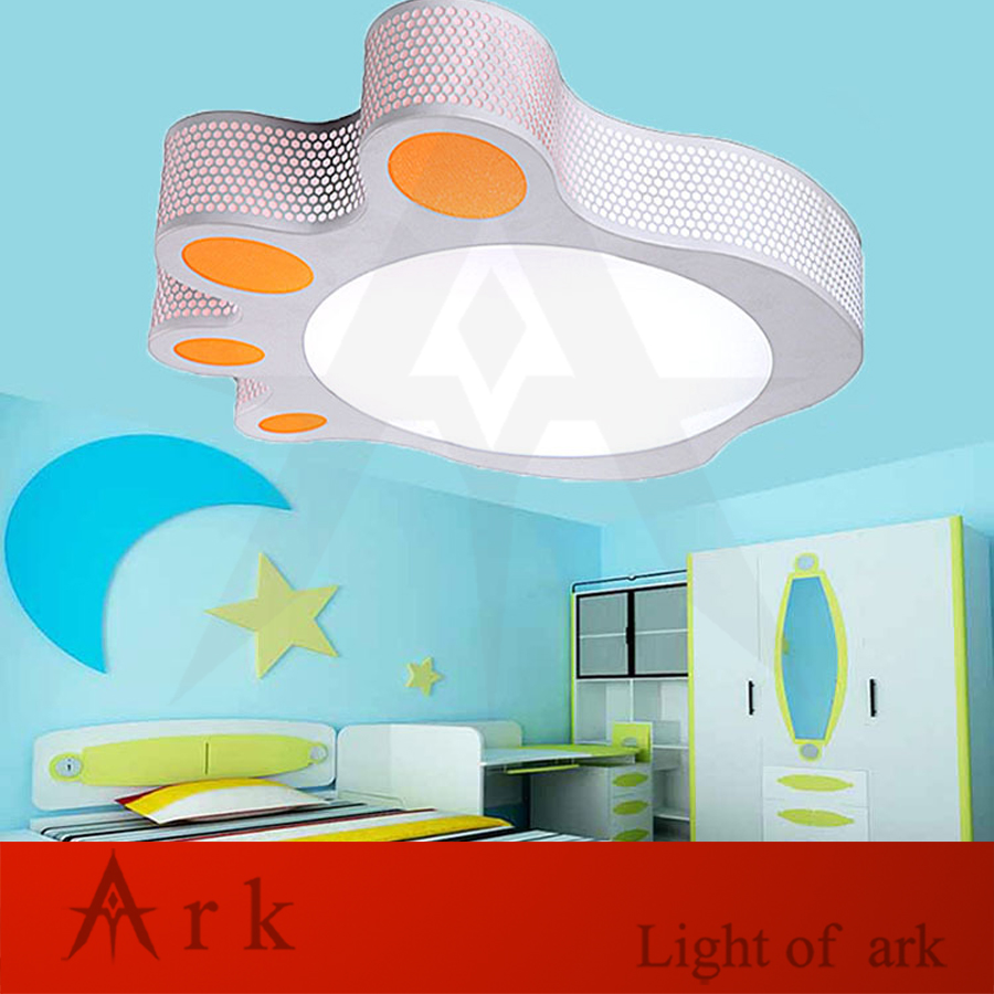 creative cartoon Padfoot shape ceiling lamp SMD LED Electrodeless Dimmable light study Children boy girl room  bedroom creative cartoon padfoot shape ceiling lamp smd led electrodeless dimmable light study children boy girl room bedroom