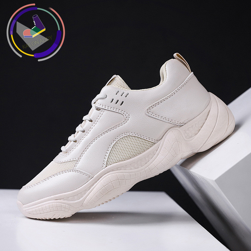 a242bfe7e1ee8 KAILON ADDY 2019 Spring New Sports Shoes Personality Style Running Shoes  Fashion Low To Help Coconut Casual Shoes - aliexpress.com - imall.com