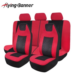 Image 4 - Speckled Velvet Fabric Car Seat Cover Universal Fit Most Vehicles Seats Interior Accessories Seat Covers
