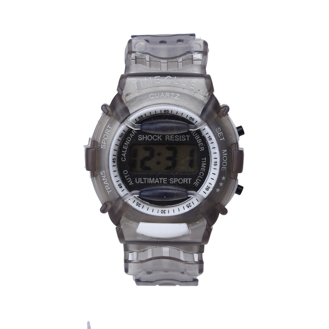 New Fashio Boys Girls Children Students Waterproof Digital Cool Cute Lovely Scho