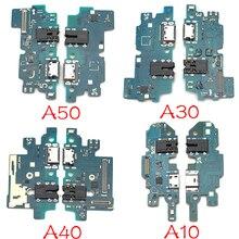 For Samsung Galaxy A10 A20 A30 A40 A50 A60 A70 A80 A202F A205 A305F A605F A705F A805 USB Charging Co