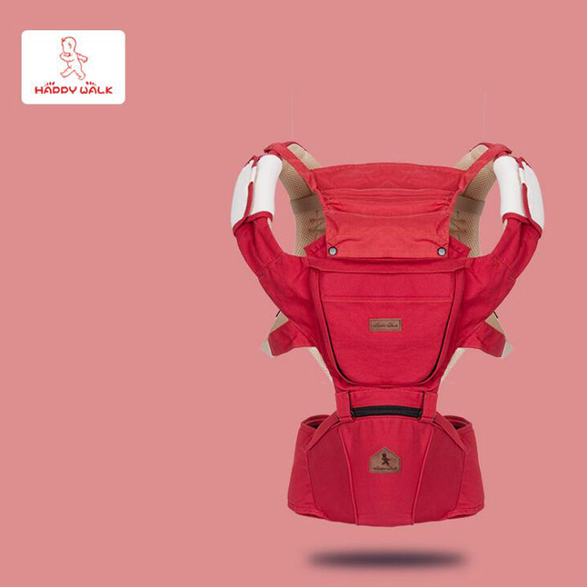 New 3 in 1 For 0-36m infant toddler ergonomic baby carrier sling backpack bag gear with hip seat wrap newborn Waist Stool Belt 2016 hot portable baby carrier re hold infant backpack kangaroo toddler sling mochila portabebe baby suspenders for newborn