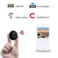 Wifi Mini Camera Wireless 1080P Night Vision MINI Camcorder Micro Camera Home Security cam Video Recorder Support Hidden TF card