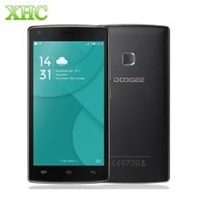 "Doogee x5 max max pro 5.0 ""8g/16g 1g/2g mtk6580 quad a Core 1.3 GHz Android 6.0 LTE 4G Smartphone 4000 mAh 360 Grados huella digital"