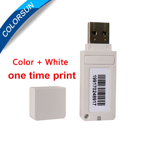 US $56 05 5% OFF|New AcroRIP White ver9 0 RIP software with Lock key dongle  for Epson UV flatbed Inkjet printer-in Cartridge Chip from Computer &