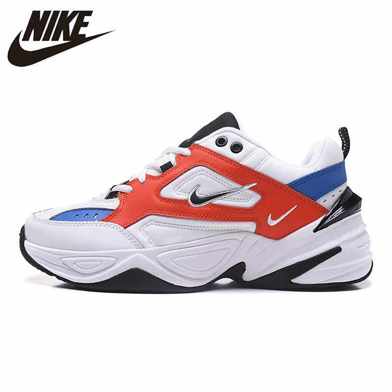Nike M2k Tekno Men Running Shoes Air Zoom Animal Print
