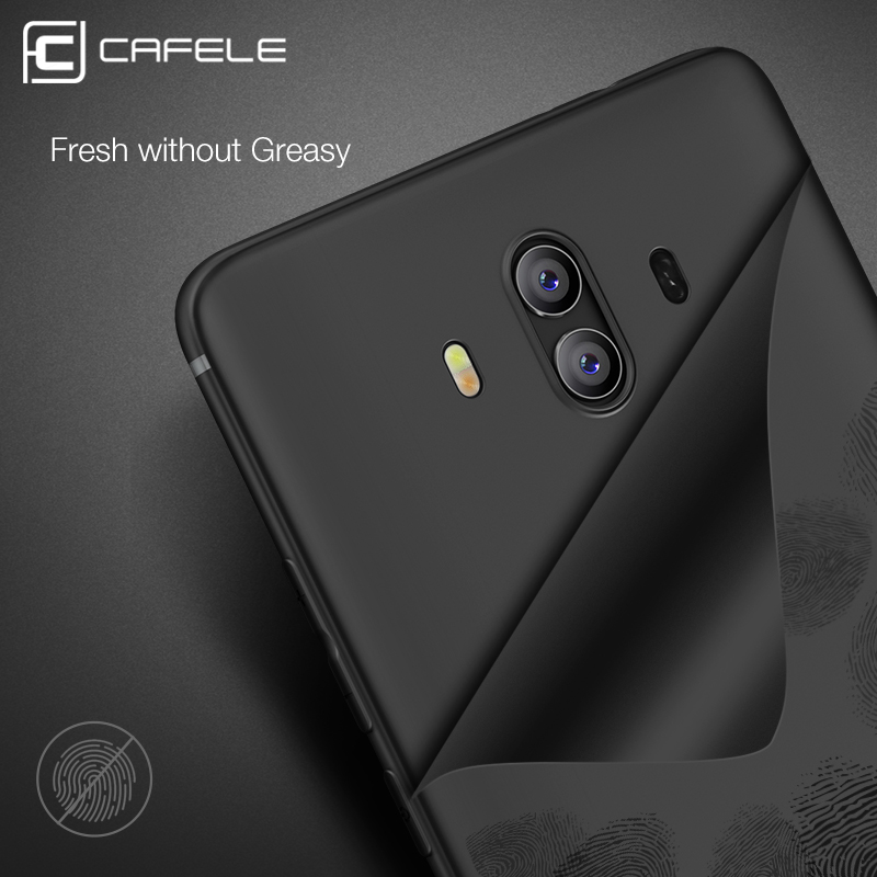 40048126061 Cafele Phone Case for Huawei Mate 10 / Mate 10 Pro TPU Case Ultra slim  0.6mm Matte Phone Cover for Huawei Mate 10-in Fitted Cases from Cellphones  ...