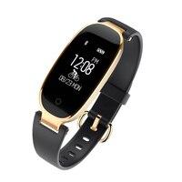KOWINVIN S3 Fashion Smart Band Bracelet Girl Women Heart Rate Monitor Wrist Smartband Lady Female Fitness