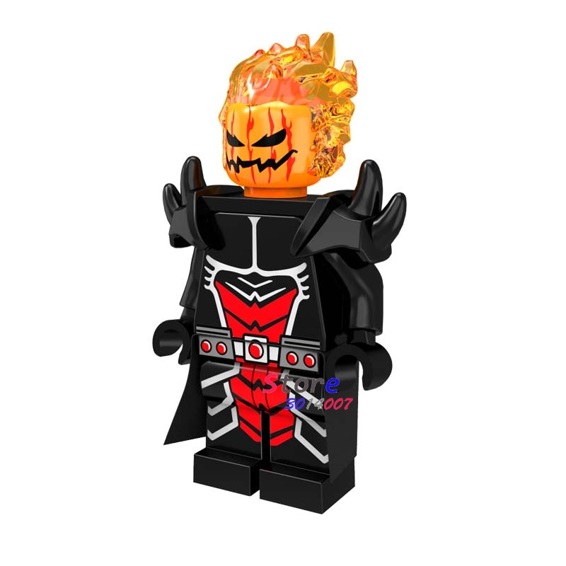 Single star wars super heroes marvel dc comics X men Dormammu building blocks models bricks toys