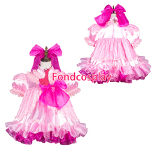 cosplay costume satin maid