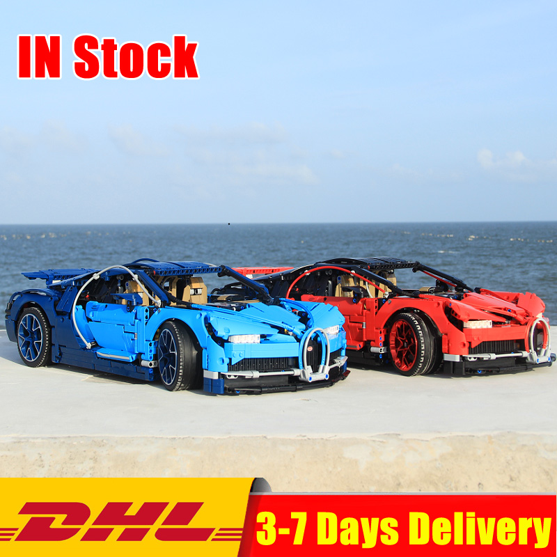 4031pcs Compatible Legoingly 42083 Technic The Bugatti Chiron Racing Car Sets Model Building Block Brick Toys For Birthday Gift new arrival wpl wplb 1 1 16 2 4g 4wd rc crawler off road car with light rtr toy gift for boy children