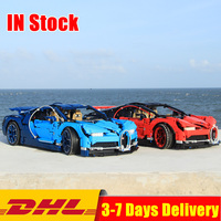 4031pcs Compatible Legoingly 42083 Technic The Bugatti Chiron Racing Car Sets Model Building Block Brick Toys For Gift