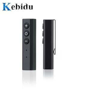Image 1 - KebiduคลิปปากกาBluetooth 4.0 Receiverหูฟังอะแดปเตอร์สำหรับiPhone Xiaomiแฮนด์ฟรีอะแดปเตอร์เพลงไร้สายสำหรับชุดหูฟัง