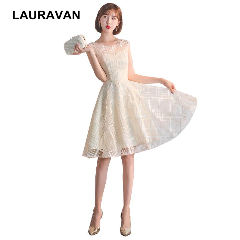 Champagne Teenage Elegant Ladys Bridesmaid Puffy Dress Short Bridal Teens Dresses Modest 2020 Ball Gown For Teens Wedding Party Bridesmaid Dresses Aliexpress,Wedding Guests Dresses 2020