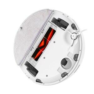 Image 2 - Meilleur cadeau xiaomi youpin roborock s55 s50 aspirateur 2 balayage aspiration nettoyage dépoussiéreur ld capteur intelligent Wifi sans fil