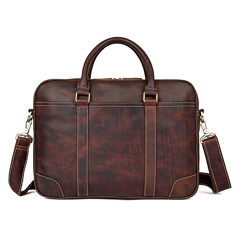 JMD Men Handbags Genuine Leather Bag Men Crossbody Bags Messenger Men's Travel Shoulder Bag Tote Laptop Business Briefcases Bag casual canvas women men satchel shoulder bags high quality crossbody messenger bags men military travel bag business leisure bag