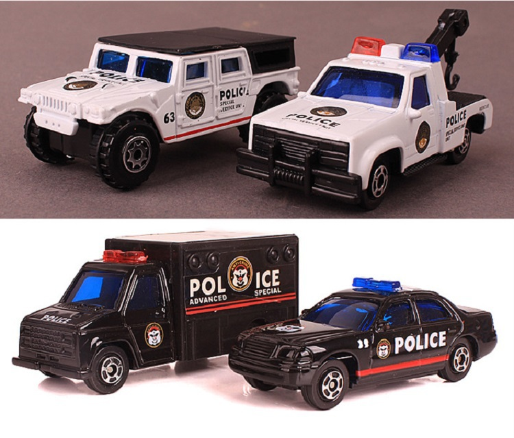 new original police car and fire engine models vehicles kids toy car toys for children material