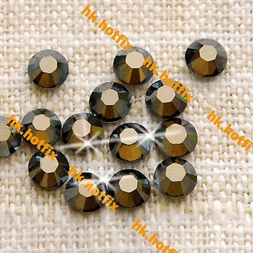 GENUINE Swarovski Elements ss6 Metallic Light Gold ( MLGLD ) 288 Iron on  Hotfix 6ss NEW 9d63d1622946