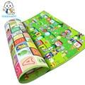 Autorizado auténtica maboshi baby play mat frutas/zillionaire juego kids niños playa mat picnic alfombra arrastre del bebé mat cm-006
