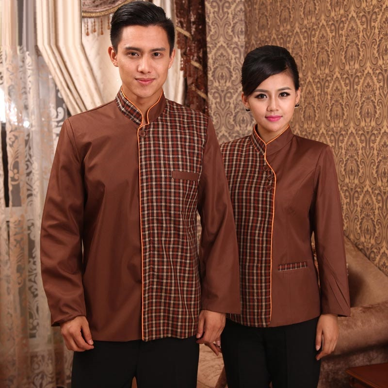 Work-Wear-Set Cleaning-Service Spring Women And Autumn Full Quality-Cleaner 10-Set-Shirt--Pant