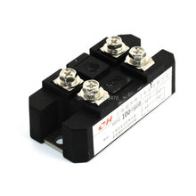 100A 1600V Full Wave Diode Module One Phase Bridge Rectifier MDQ-100A