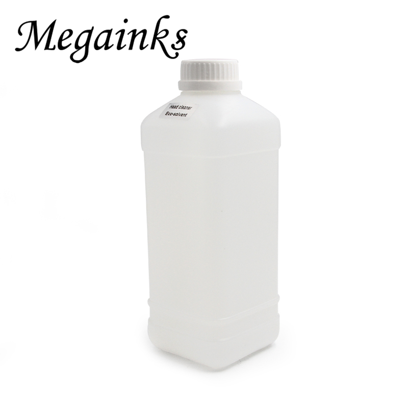 1000ML 500ML Eco Solvent Ink Print Head Cleaning Liquid for Roland for Mimaki for Mutoh Pirnter Tube Cleaner Solution Fluid chinese manufacturing bottle ink eco max ink for roland mimaki mutoh 4colors set