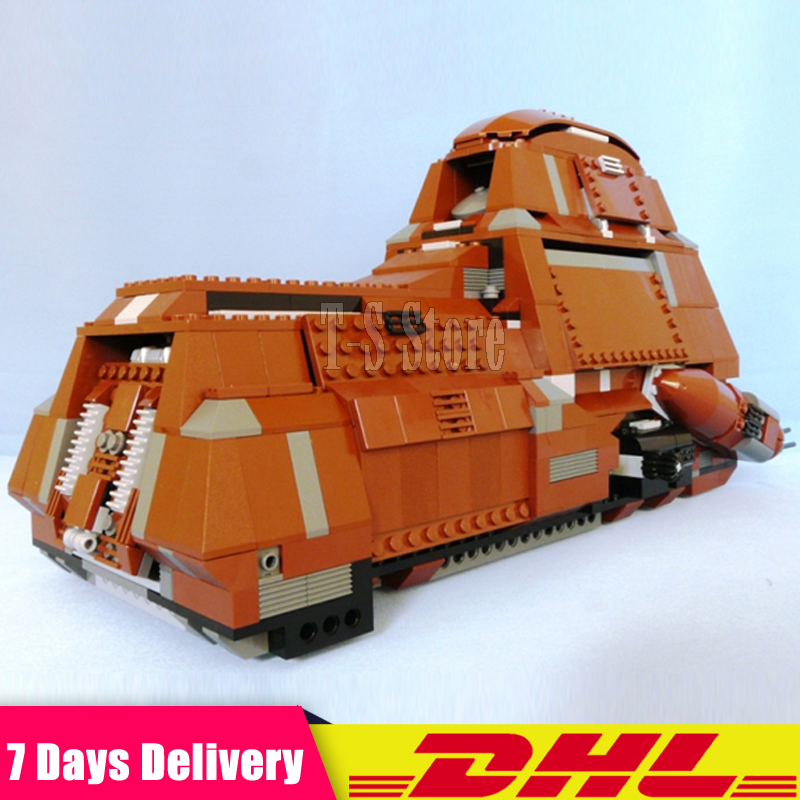 DHL IN Stock LEPIN 05069 Star 1406PCS Series Wars New The Trade Federation MTT Building Blocks Bricks Set DIY Toys Fit for 7662 new in stock qm30dy 2h