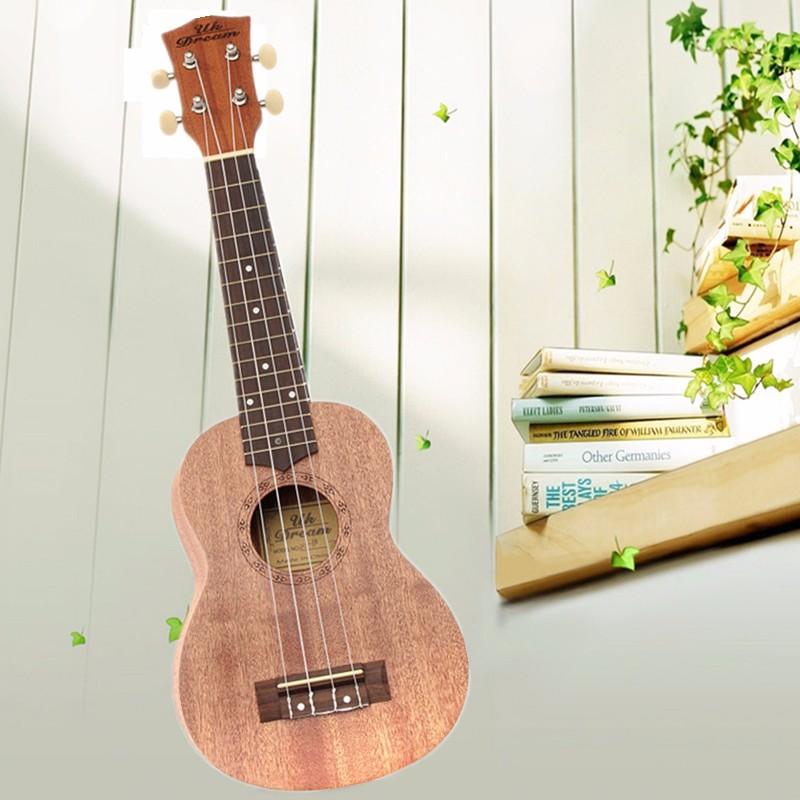Expressive Senrhy 21 Inch 12 Frets Sapele Concert Ukulele Uke Rosewood Fingerboard Knob Guitar Musical Instrument For Beginners Players Convenience Goods Sports & Entertainment